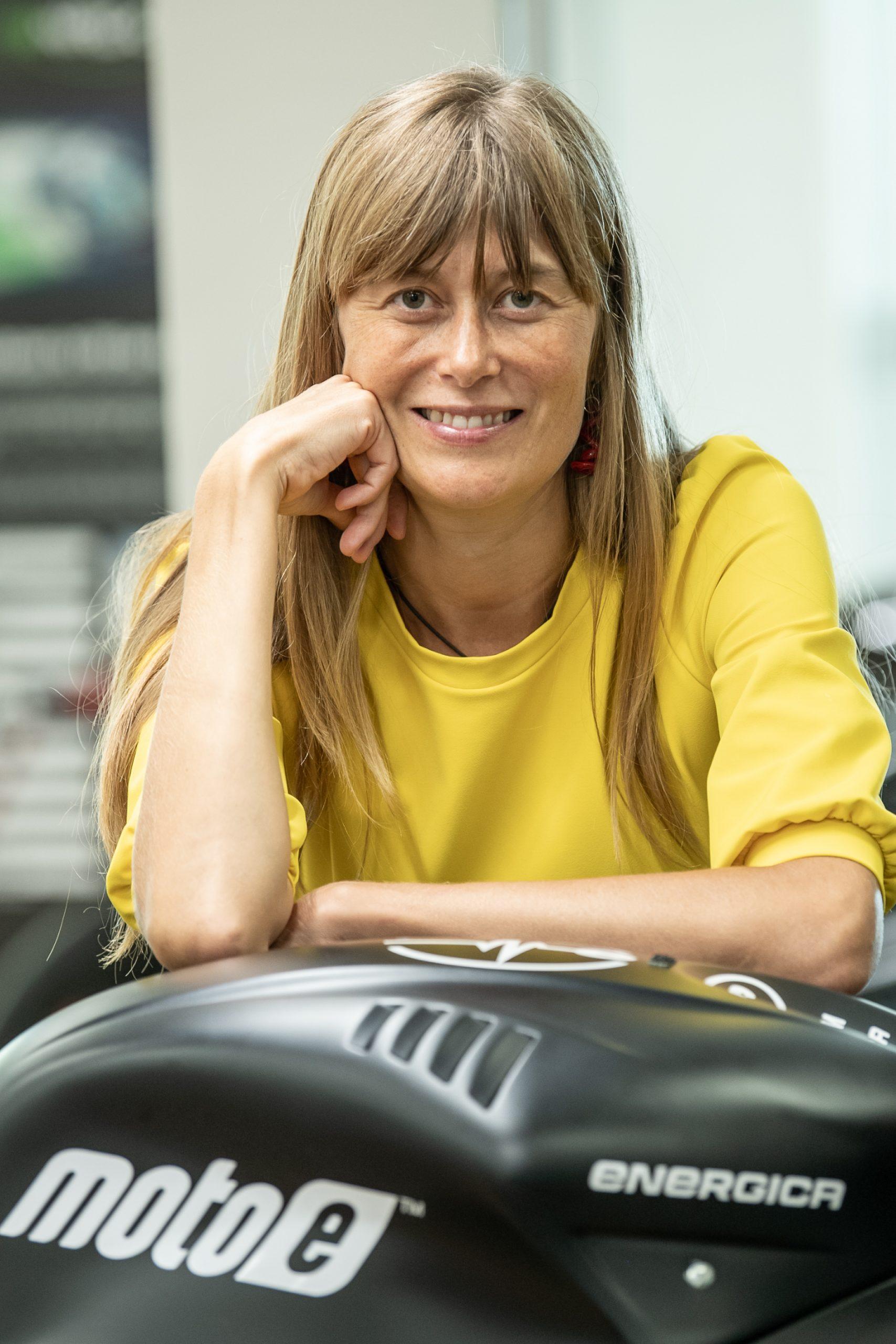 Livia Cevolini, CEO Energica Motor Company